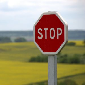 stop intimidation